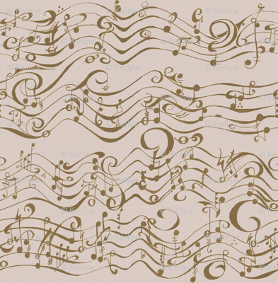Phantom Music Sepia (Large)