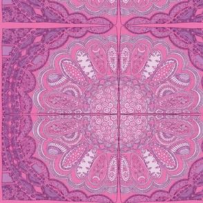 JoonMooned Flower Pink & Lavender