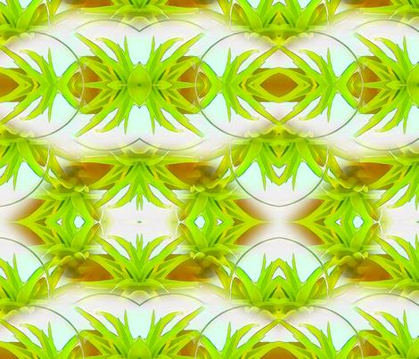 terrarium fabric by marissaod on Spoonflower - custom fabric