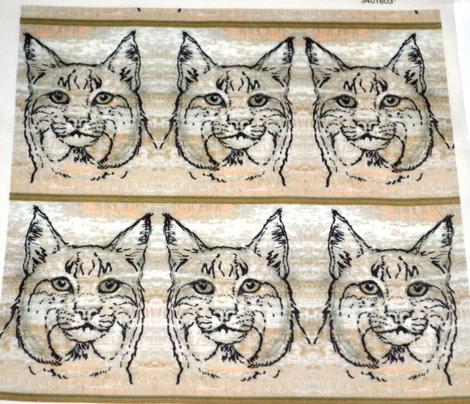 Pine Bobcat Stripe