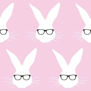 Geeky Bunny Candyfloss Pink