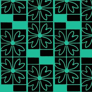 Night Bloomers Green