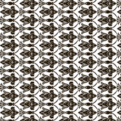 "Sherlock Wallpaper White version - 3"" Design - vertical"