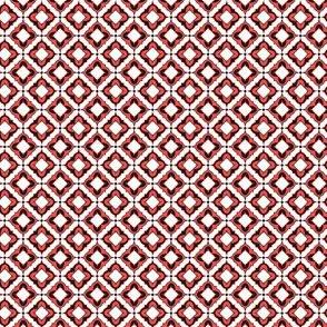 Geometric Small 4 (Cayenne)