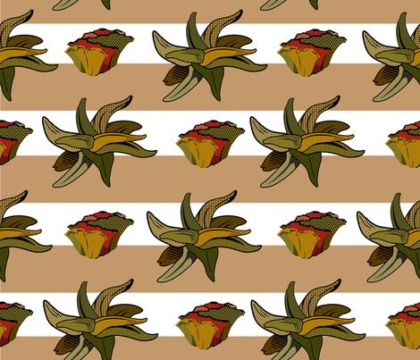 terrarium fabric by i&v on Spoonflower - custom fabric