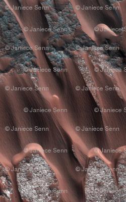 Surface on Mars