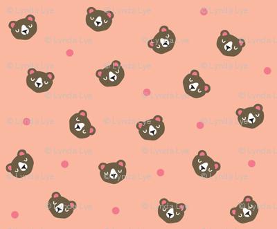 Dotty Bear Faces