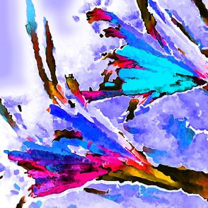 Crystal C Abstract 2 - YD