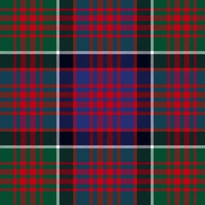 MacDonald of Clan Ranald tartan variant