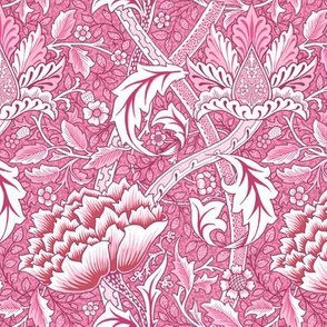 William Morris Windrush Pink