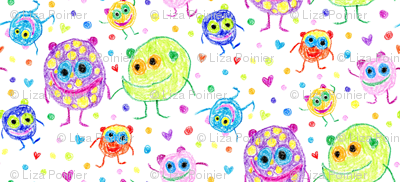 Lovey Monsters