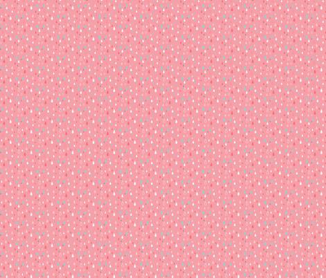 Rain fabric by caracameron on Spoonflower - custom fabric