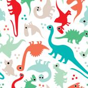 Cute baby boy dinosaur fantasy series