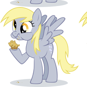 Derpy_hooves_eating_muffin_by_ininko-d53o4zo_-_Copy