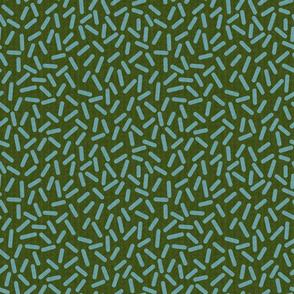 STICK_green blue