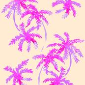 pink palms