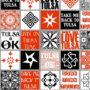 TULSA_LOVE_CHEATER QUILT