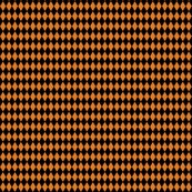 Rharlequin_diamonds___black_and_pumpkin_spice___wee___peacoquette_designs___copyright_2014_shop_thumb
