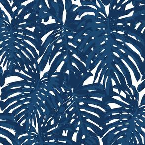 Balmy, Navy Blue