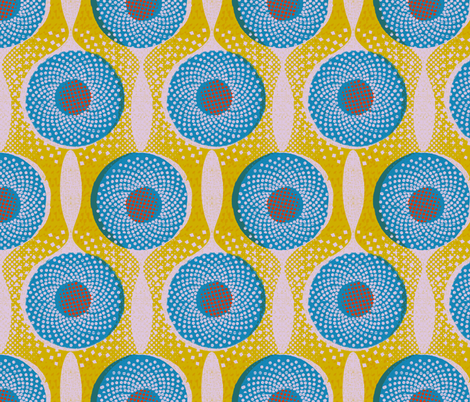 strainer-African fabric by ottomanbrim on Spoonflower - custom fabric