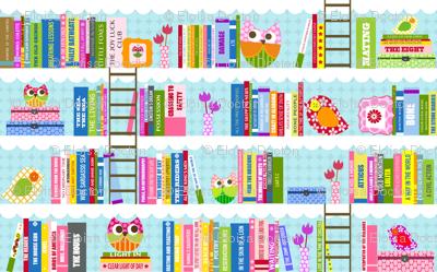 Library - Nancy