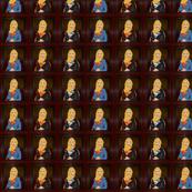 DA VINCI'S KARA's Framed