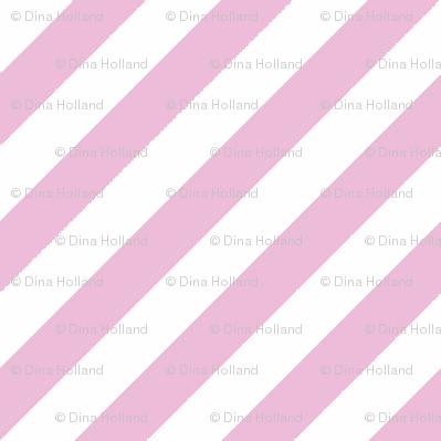 Diagonal Stripe Custom-Brooke