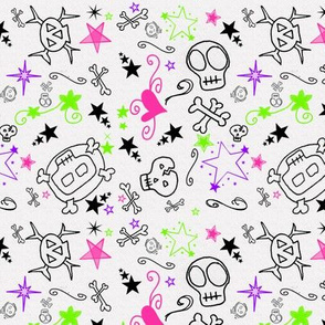 Skullbuddies - girly