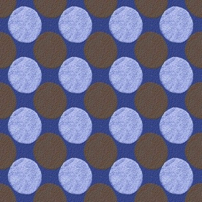Planetary Dots on a Grid
