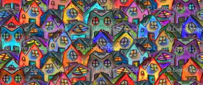 Artwork - Houses
