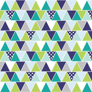 Triangles_Blues_Greens