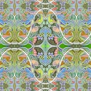 Paisley in Full Bloom