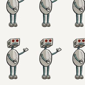 Aluminum Robot