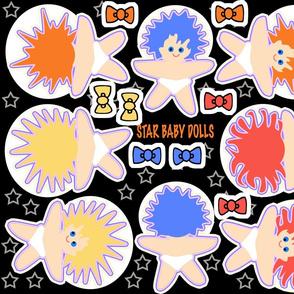 Star Baby Dolls, Wide Version