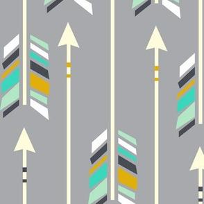 Large Arrows: Rainshine