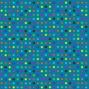New Polka Dots on Aqua (smaller)