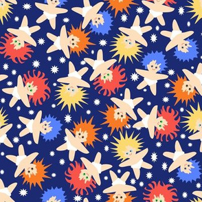 Star Baby Scatter