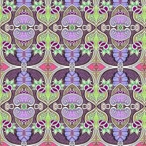 For the Love of Purple Mushroom