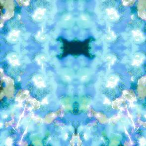 Blue Aloha Wear