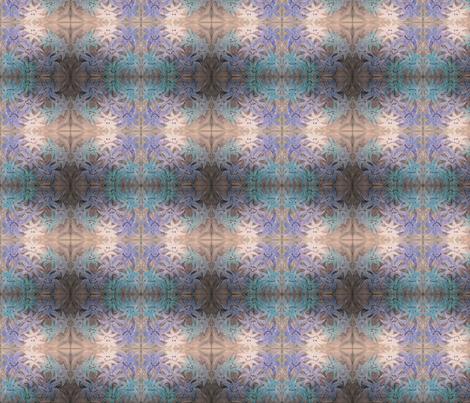 Not Blue Blue Monsters fabric by joscmt on Spoonflower - custom fabric