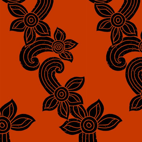 bali flower lava