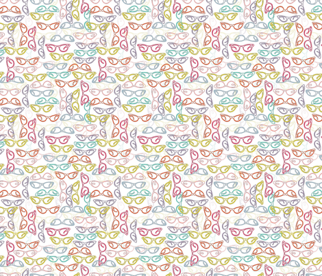 I_see_I_see fabric by creativeallure on Spoonflower - custom fabric