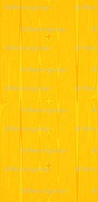 moire stripes in saffron and bright yellow.