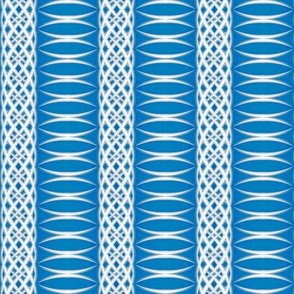 Arc Stripe     -blue