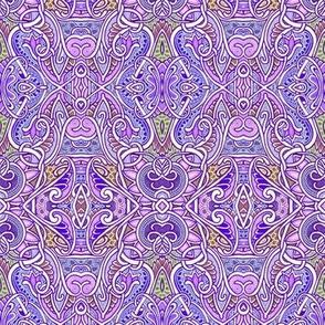 Crawling Through a Lace Landmine
