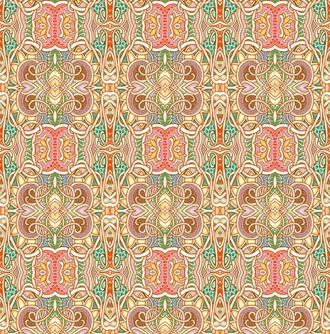 20th Century Twist fabric by edsel2084 on Spoonflower - custom fabric