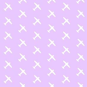 Lavendar Airplane