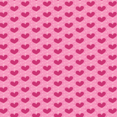 sweet_heart fabric by stacyiesthsu on Spoonflower - custom fabric
