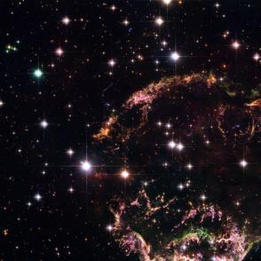 Cluster & Nebulosity