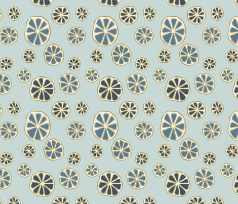 Whirls Pearlwood fabric by gollybard on Spoonflower - custom fabric